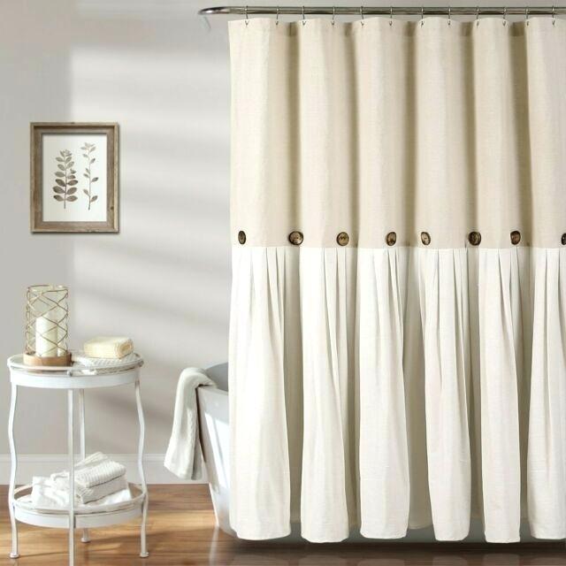Lush Decor Curtains Throughout Ruffle Diamond Curtain Panel Pairs (View 35 of 50)