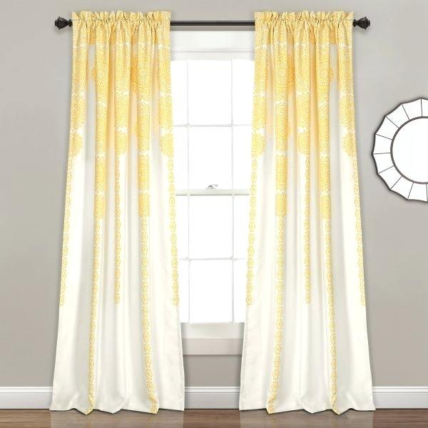 Inspiration about Lush Decor Curtains – Vneklasa Regarding Leah Room Darkening Curtain Panel Pairs (#43 of 50)