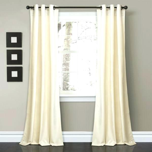 Lush Decor Curtains With Regard To Leah Room Darkening Curtain Panel Pairs (#23 of 50)