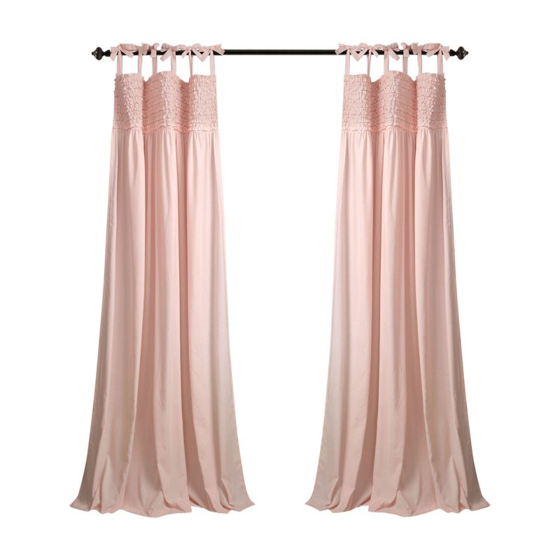Inspiration about Lush Decor Lydia Ruffle Curtain Panel Pair | Products In Intended For Lydia Ruffle Window Curtain Panel Pairs (#4 of 43)