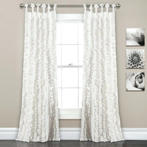 Inspiration about Lush Decor Pertaining To Leah Room Darkening Curtain Panel Pairs (#44 of 50)