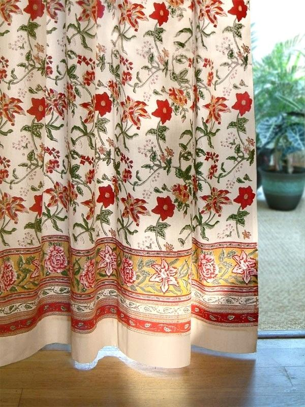 Inspiration about Lush Decor Room Darkening Floral Curtain Panel Pair Panels Inside Floral Pattern Room Darkening Window Curtain Panel Pairs (#44 of 44)