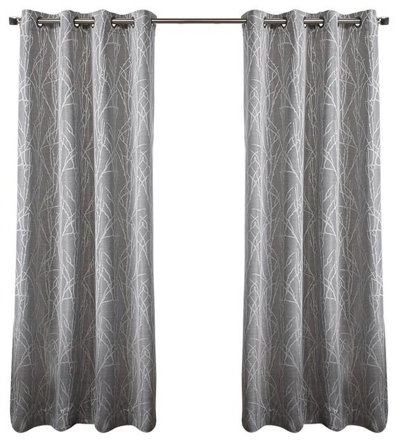 Luxury 96 Inch Grommet Curtain Panels – Zachary Kristen Regarding Sugar Creek Grommet Top Loha Linen Window Curtain Panel Pairs (View 20 of 50)