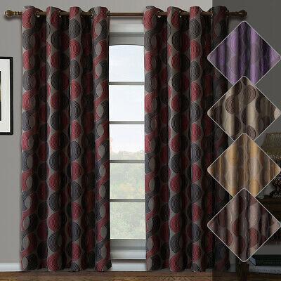 Luxury Jacquard Curtain Panel With Attached Waterfall Regarding Elegant Comfort Luxury Penelopie Jacquard Window Curtain Panel Pairs (View 38 of 50)