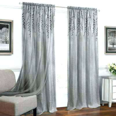 Luxury Velvet Effect Scarf Valance Curtains – Dresso Intended For Infinity Sheer Rod Pocket Curtain Panels (#25 of 50)