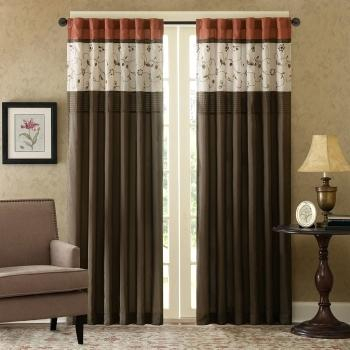 Madison Park Curtain Panels – Gmcgames (View 28 of 50)