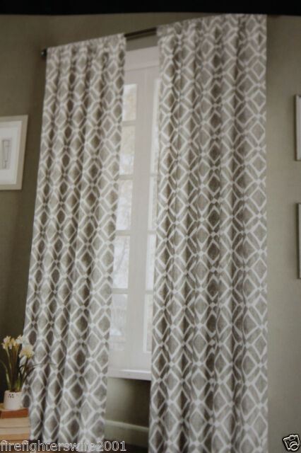 Madison Park Ella Curtain Panel With Ella Window Curtain Panels (View 37 of 50)