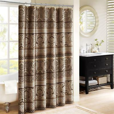 Madison Park Shower Curtain   Shower Curtain Intended For Vina Sheer Bird Single Curtain Panels (#14 of 38)