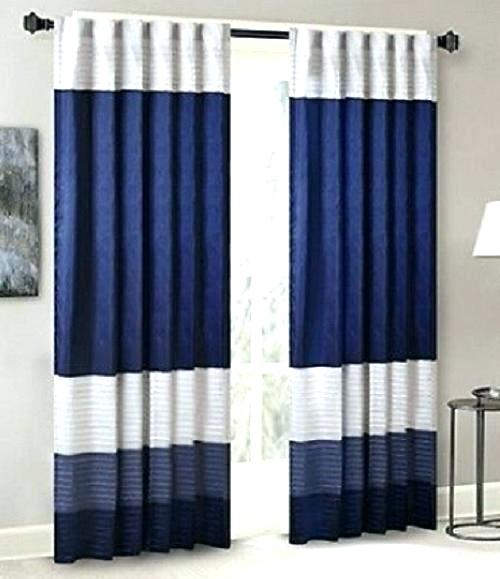 Madison Park Window Panels – Sparklines Throughout Fretwork Print Pattern Single Curtain Panels (View 24 of 46)
