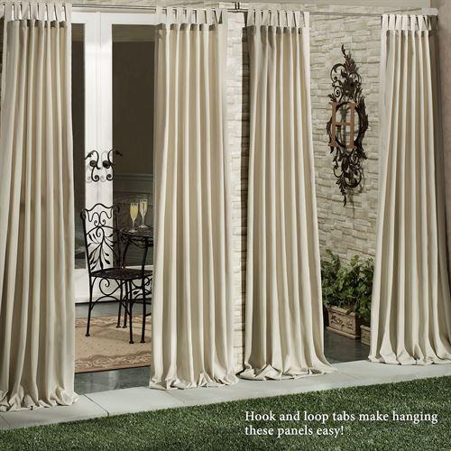 Popular Photo of Matine Indoor/outdoor Curtain Panels