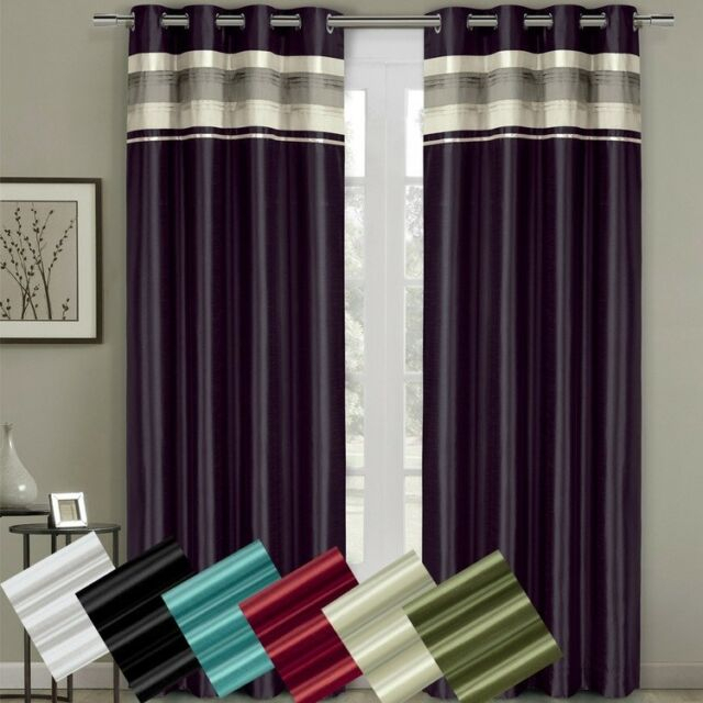 Milan Lined Grommet Blackout Curtain Panel (Single) In Hayden Grommet Blackout Single Curtain Panels (View 22 of 39)