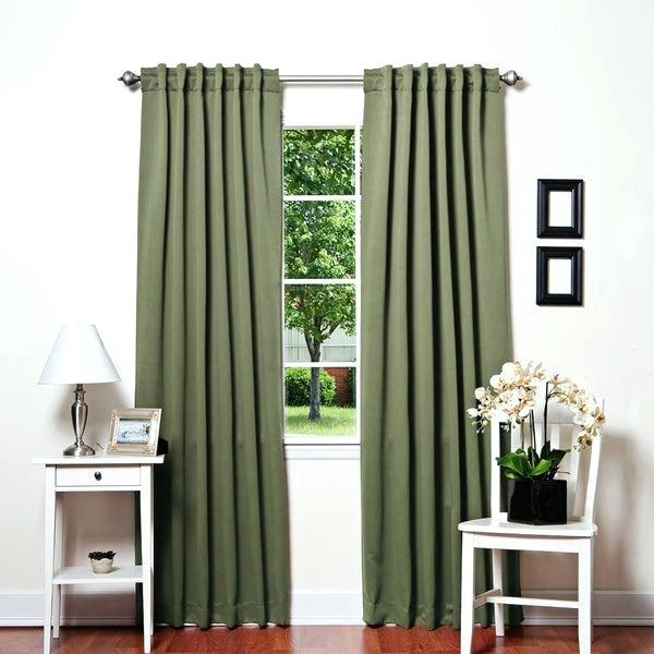Mint Green Blackout Curtains – Waterstewards For Thermal Rod Pocket Blackout Curtain Panel Pairs (#34 of 50)