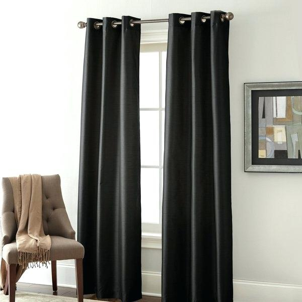 Mocha Blackout Curtains – Idlab Throughout Overseas Leaf Swirl Embroidered Curtain Panel Pairs (View 23 of 50)