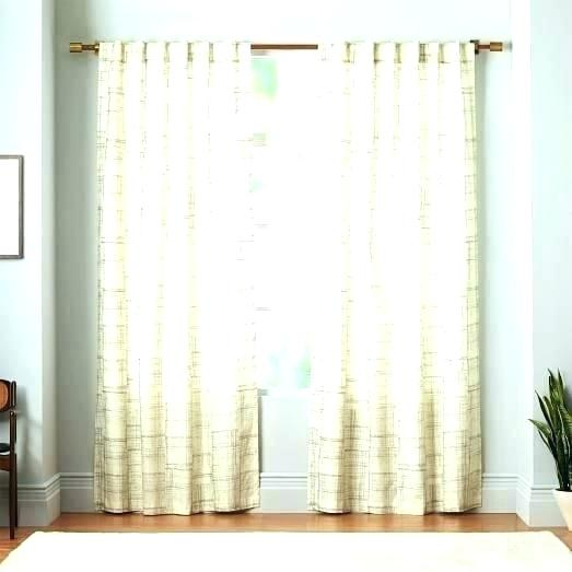Modern Drapery Panels – Best Ideas Source House In Solid Country Cotton Linen Weave Curtain Panels (#26 of 50)