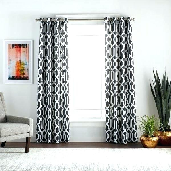 Moroccan Curtain Panels – Wpventures For Moroccan Style Thermal Insulated Blackout Curtain Panel Pairs (View 40 of 50)