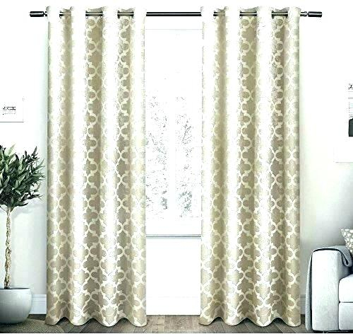Moroccan Curtains And Drapes – Pharmainfo Regarding Moroccan Style Thermal Insulated Blackout Curtain Panel Pairs (View 18 of 50)