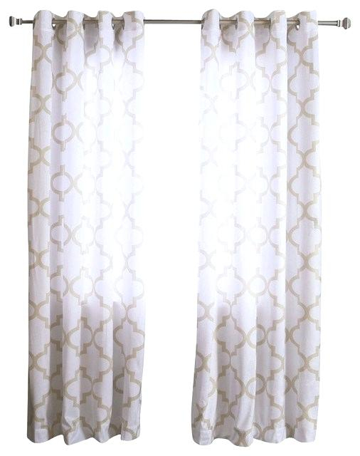 Moroccan Print Curtains – Gurupress (View 21 of 35)