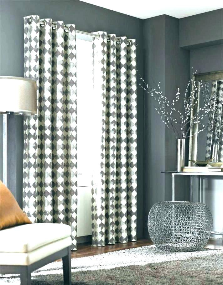 Moroccan Print Curtains – O Toku (View 33 of 48)