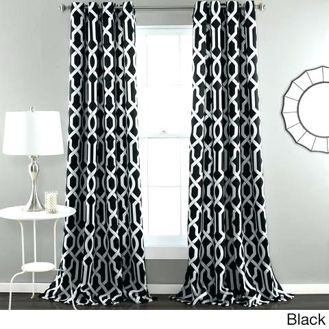 Moroccan Style Curtains – Yogithreads In Moroccan Style Thermal Insulated Blackout Curtain Panel Pairs (View 9 of 50)