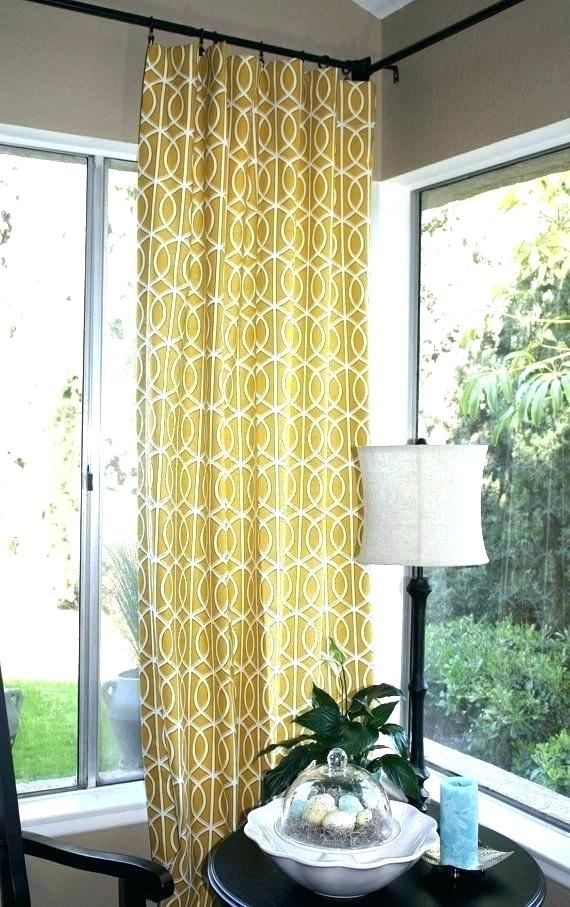 Mustard Color Curtains – Keny (#24 of 50)