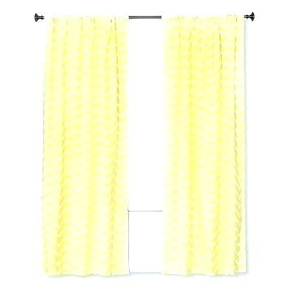 Mustard Curtains Yellow Chevron Curtain Panel Print Grey And For Chevron Blackout Grommet Curtain Panels (View 32 of 50)