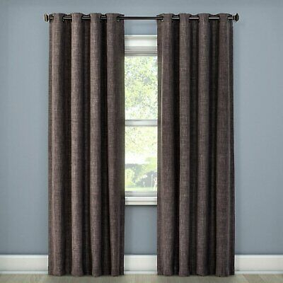 New! Eclipse Blackout Grommet Window Curtain Panel, 84 Inch In Eclipse Trevi Blackout Grommet Window Curtain Panels (View 18 of 26)