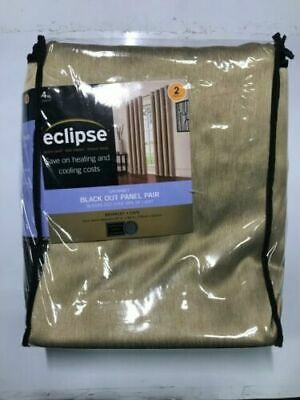 New Eclipse Solid Thermapanel Room Darkening Curtain Panel In Eclipse Solid Thermapanel Room Darkening Single Panel (#27 of 31)