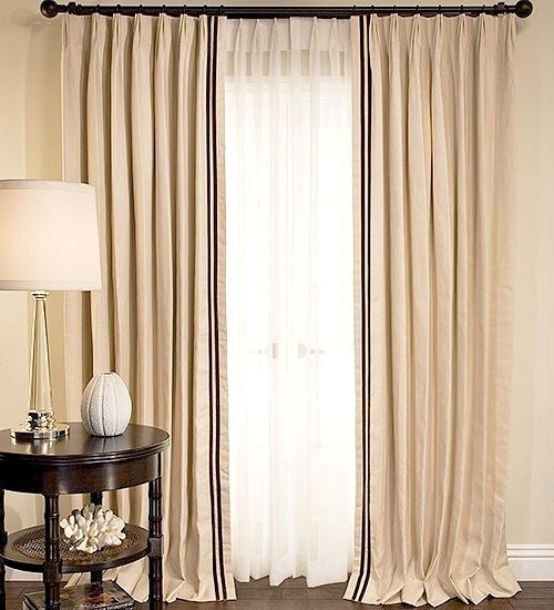 New Linen Grommet Curtains – Blanketmedia (View 22 of 37)