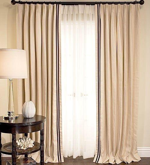 New Linen Grommet Curtains – Blanketmedia (View 41 of 41)