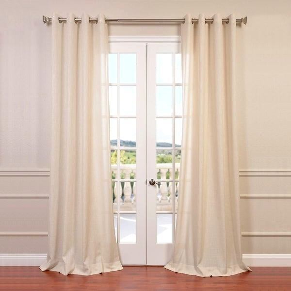 New Linen Grommet Curtains – Havere (#27 of 41)