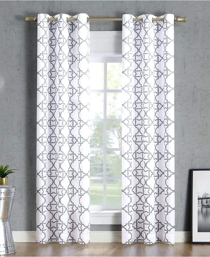 No 918 Curtains – Amandamthomson Pertaining To Intersect Grommet Woven Print Window Curtain Panels (View 32 of 50)