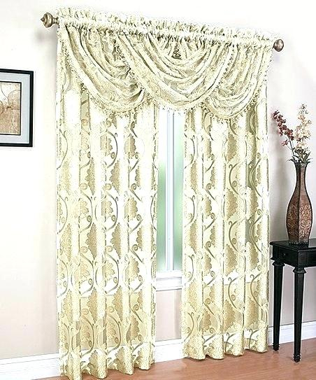 No 918 Emily Sheer Voile Rod Pocket Curtain Panel – Ocefc Throughout Emily Sheer Voile Solid Single Patio Door Curtain Panels (View 24 of 50)
