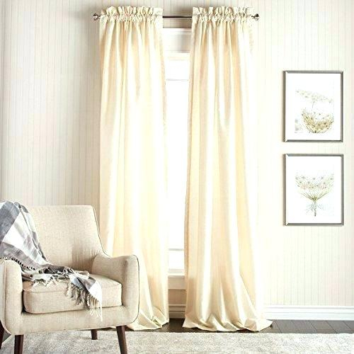 Off White Curtains – Modernvision (#30 of 41)
