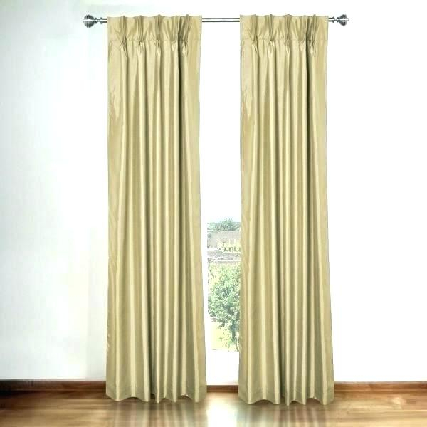 Off White Pinch Pleat Curtains – Friendsofaravind With Double Pinch Pleat Top Curtain Panel Pairs (#28 of 50)