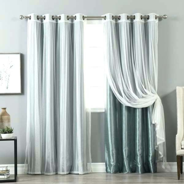 Oil Rubbed Bronze Grommet Curtains Blackout Thermal Pertaining To Mix & Match Blackout Tulle Lace Bronze Grommet Curtain Panel Sets (View 36 of 50)