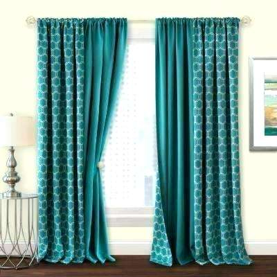 Ombre Blackout Curtains Pertaining To Ombre Embroidery Curtain Panels (View 29 of 50)