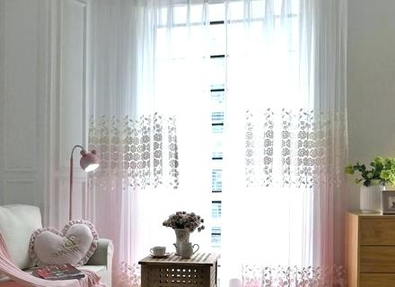 Ombre Sheer Curtains – Getprontut (View 23 of 50)