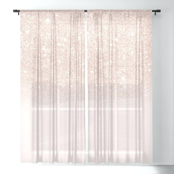 Ombre Sheer Curtains – Mofoto (View 9 of 50)