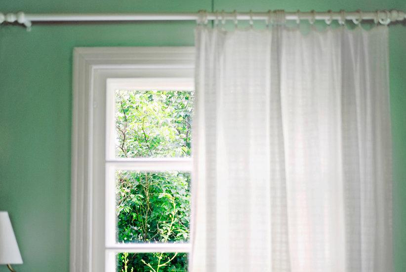 On Sale Now! 50% Off Madison Park Damask Burnout Sheer Inside Laya Fretwork Burnout Sheer Curtain Panels (#26 of 38)