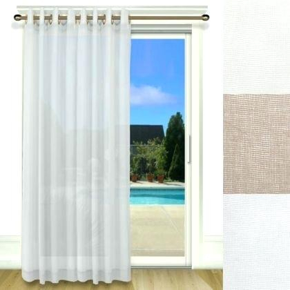 One Way Draw Patio Door Drapes – Abacstudyabroad (View 23 of 38)