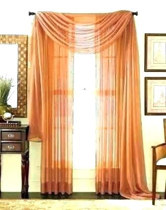 Orange Window Treatments – Woodprofits (#29 of 50)