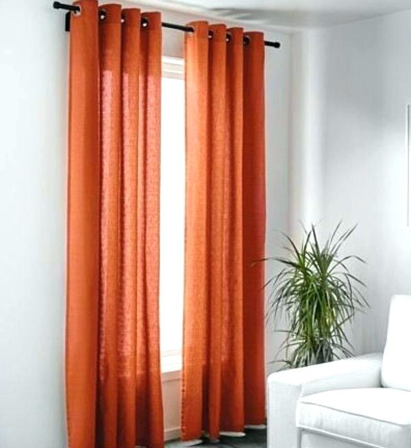 Orange Window Treatments – Woodprofits (#31 of 50)