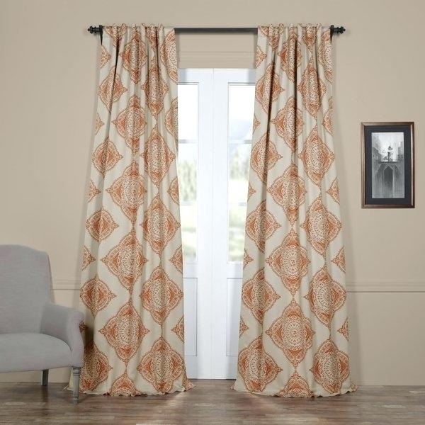 Overstock Blackout Curtains – Communitiesfordecency Regarding Twig Insulated Blackout Curtain Panel Pairs With Grommet Top (#43 of 50)