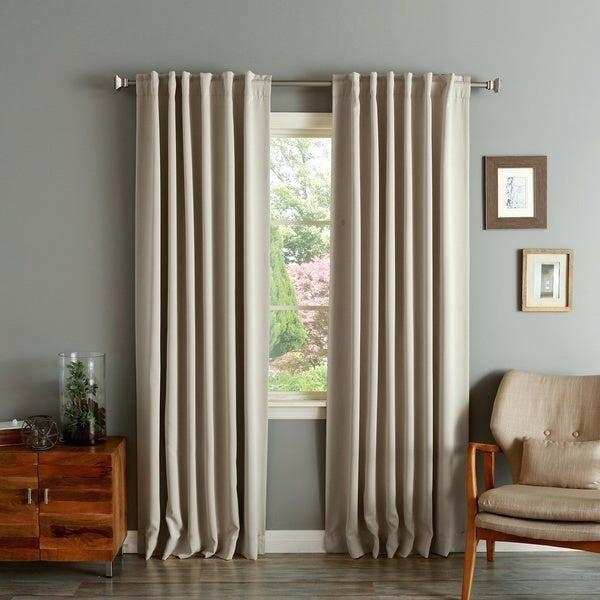 Overstock Blackout Curtains – Elevatedcreations (View 34 of 50)