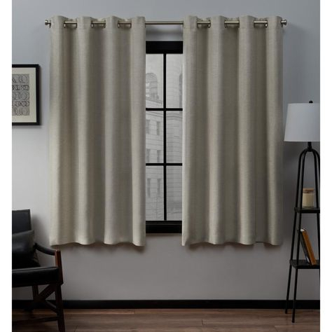 Overstock: Online Shopping – Bedding, Furniture Within Copper Grove Fulgence Faux Silk Grommet Top Panel Curtains (View 32 of 50)