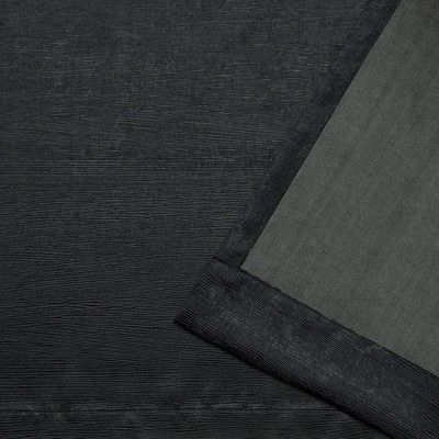 Oxford Textured Sateen Thermal Room Darkening Grommet Top Intended For Oxford Sateen Woven Blackout Grommet Top Curtain Panel Pairs (View 27 of 44)