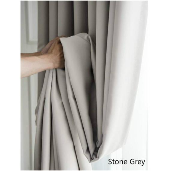 Pair Of Blackout Thermal Insulated Custom Curtains, Energy Efficient, Uv Block Blackout Draperies,95% Blackout Rate For Light, Dark Color Inside Thermal Insulated Blackout Curtain Pairs (View 21 of 50)