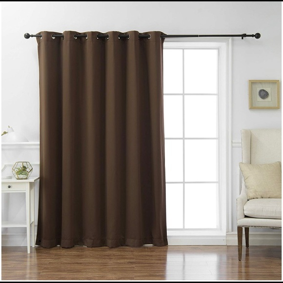 Pair Of Thermal Insulated Blackout Curtains With Regard To Thermal Insulated Blackout Curtain Pairs (View 2 of 50)