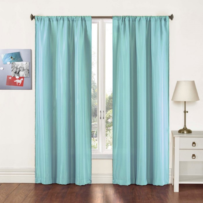 Pairs To Go Capella Woven Solid Curtain Panel Pair Regarding Curtain Panel Pairs (View 17 of 26)