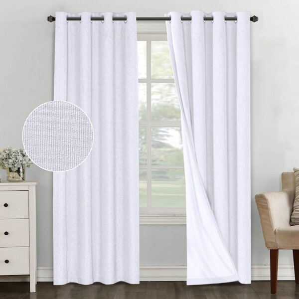 Paprika Colored Curtains | Wayfair Pertaining To Luxury Collection Cranston Sheer Curtain Panel Pairs (View 26 of 42)